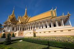 Trône Hall de Royal Palace Photographie stock