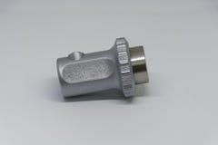 TR probe for Ultrasonic test equipment Royalty Free Stock Image