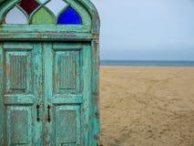 Tür zum Paradies Lizenzfreie Stockbilder