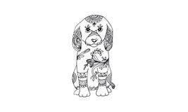 Tração animal para antistress Imagens de Stock Royalty Free