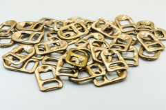 Tração do anel de ouro Fotos de Stock