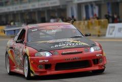 Tração Singapore 2011 da fórmula em junho 12.2011 Imagem de Stock