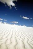 Trações de areia Fotografia de Stock Royalty Free