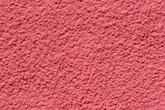 Traço de seixo cor-de-rosa coral Imagens de Stock