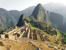 Traînée d'Inca, Machu Pichhu, Pérou image libre de droits
