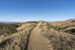 Traînée Simi Valley California de Chumash Images libres de droits