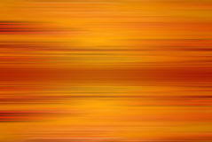 Traînées oranges Photographie stock libre de droits