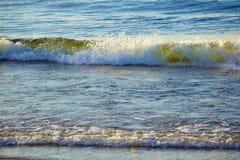 Traîner chez Shoreline photographie stock
