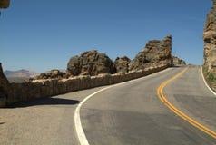 Traînez Ridge Image stock
