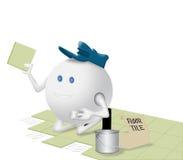 Trabajador Imagen de archivo