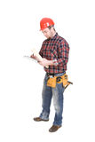 Trabajador Imagen de archivo libre de regalías