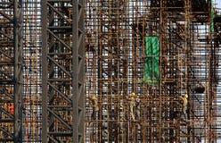 Trabajador de construcción fotos de archivo