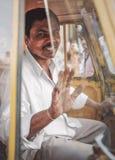 Trabajador indio Foto de archivo libre de regalías