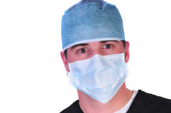 Trabajador médico imagen de archivo