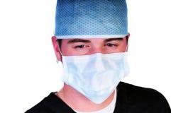 Trabajador médico Foto de archivo libre de regalías