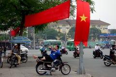 Trabajador vietnamita Fotografía de archivo libre de regalías
