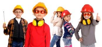 Trabajadores Imagen de archivo