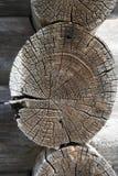 Trabajo 2 de la madera Fotos de archivo
