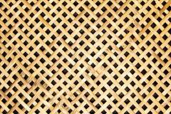 Trabajo de la cestería Imagen de archivo