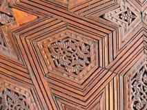 Trabajo de madera Foto de archivo libre de regalías