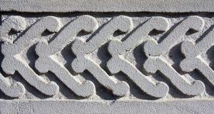 Trabajo de piedra Imagen de archivo libre de regalías