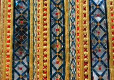 Trabajo del arte en el palacio magnífico Imagen de archivo