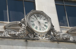 Trabajo del reloj Foto de archivo