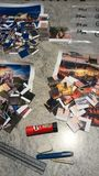 Trabajo del rompecabezas imagen de archivo libre de regalías