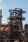 Trabajos de metalistería Fotografía de archivo libre de regalías