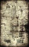 Trabajos de papel abstractos Foto de archivo