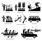 Trabajos y carreras de la guía libre illustration