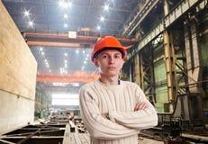 Trabalhador Imagem de Stock