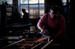Trabalhador Foto de Stock
