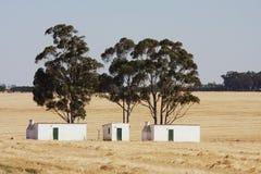 Trabalhador, casas de campo de s Fotografia de Stock