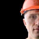 Trabalhador da construção fotos de stock royalty free