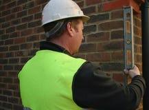 Trabalhador da construção 2 Fotos de Stock Royalty Free