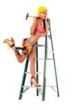 Trabalhador da construção 'sexy' Imagens de Stock
