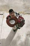 Trabalhador da rua Foto de Stock