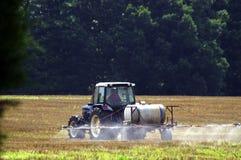 Trabalhador de exploração agrícola Imagem de Stock Royalty Free