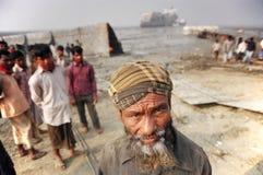 Trabalhador idoso Imagens de Stock