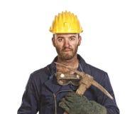 Trabalhador manual Fotografia de Stock
