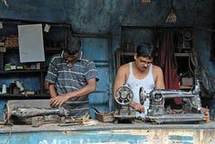 Trabalhadores em India fotos de stock