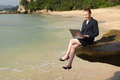 Trabalhe o balanço da vida Foto de Stock Royalty Free
