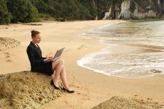 Trabalhe o balanço da vida Imagens de Stock Royalty Free