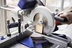 Trabalho de madeira Imagem de Stock
