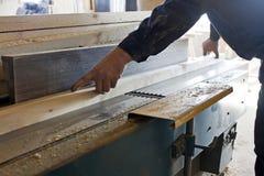 Trabalho do carpinteiro fotos de stock