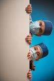 Trabalho duro dos doutores Imagens de Stock Royalty Free