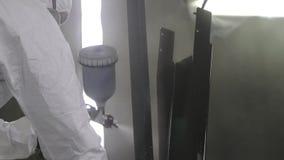 Trabalho na cor dos produtos de aço filme