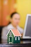 Trabalho para a casa Imagem de Stock Royalty Free