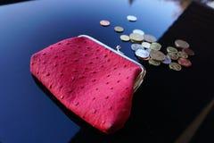 Trabalho para moedas de um centavo Foto de Stock
